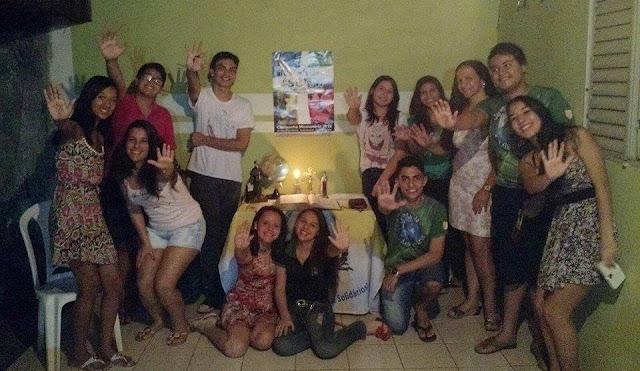 JM da Arquidiocese de Palmas (TO) realiza Novena Missionária