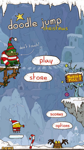 Doodle Jump Christmas Special v2.1.1