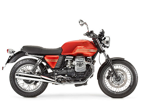 2013 Moto Guzzi V7 Classic motorcycle photos 480 x 360 pixels