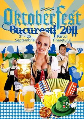 Oktoberfest Bucuresti 2011