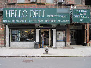 One would never guess that the Hello Deli would be a staple of comedy in America, but this New York city staple is now truly famous.