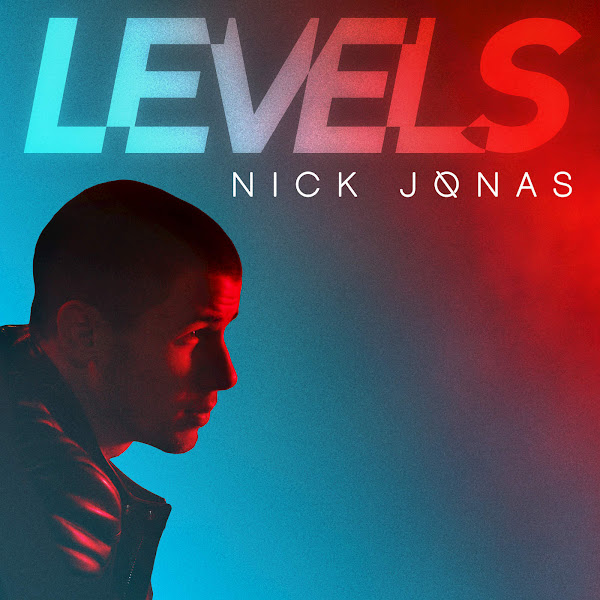 Nick Jonas - Levels - Single Cover