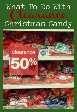 what to do with clearance christmas candy - What To Do On Christmas