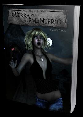 Guerra en el cementerio (Kass Finol)