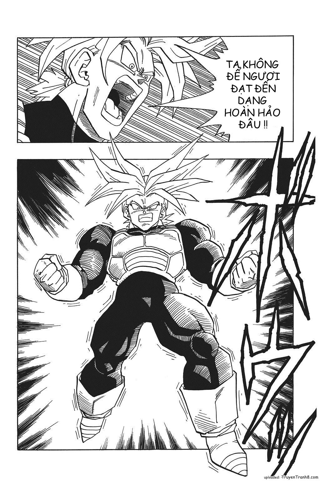 xem truyen moi - Dragon Ball Bản Vip - Bản Đẹp Nguyên Gốc Chap 381