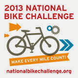 Join us in the National Bike Challenge