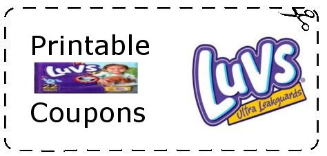 image regarding Printable Luvs Coupons known as Luvs Diaper Discount codes Printable Grocery Coupon codes