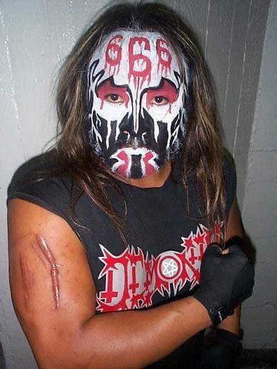 Damián 666, lucha libre fotos, lucha libre wrestling, wrestler, wrestling