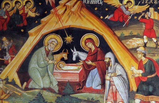 Εγκύκλιος Χριστουγέννων Μητροπολίτου Αλεξανδρουπόλεως