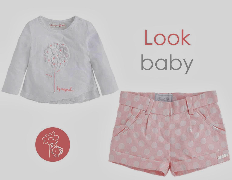 Mayoral look niña en Blog Retamal moda infantil y bebe