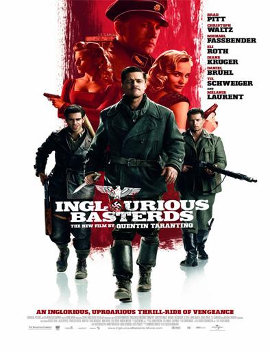 Ver Inglourious Basterds / Bastardos sin gloria online