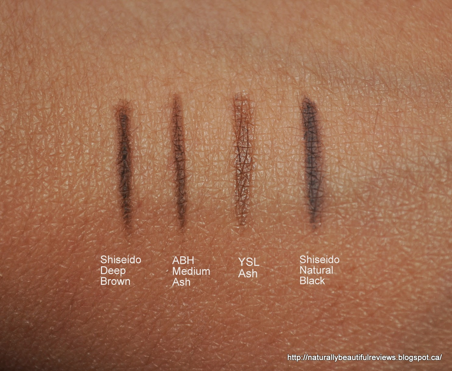 Naturally Beautiful Anastasia Beverly Hills Brow Wiz Review