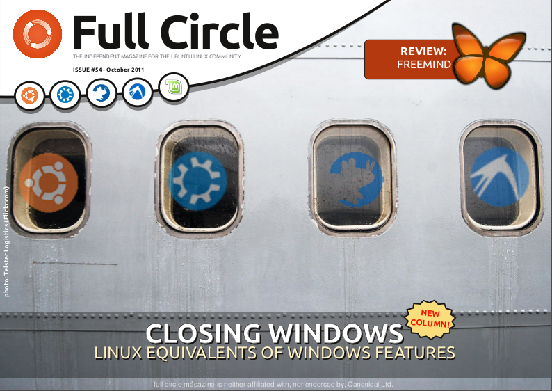 Full Circle Magazine Edisi 54
