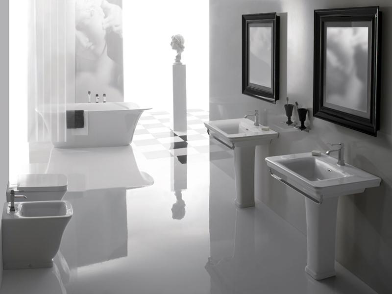 Ada architecture design art progettare il bagno - Bagno senza finestra ...