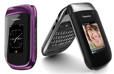 tipe-tipe Blackberry CDMA