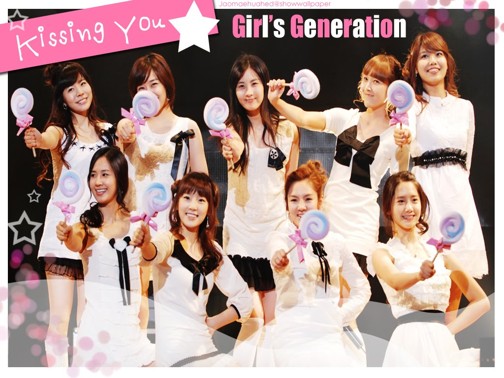 SNSD-Kissing You MV ~ iMoviez.Net
