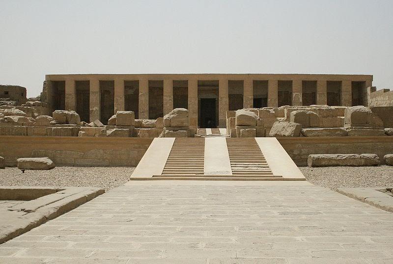 ... Ancient Coptic graffiti adorns walls of 3,200 year-old Egyptian temple