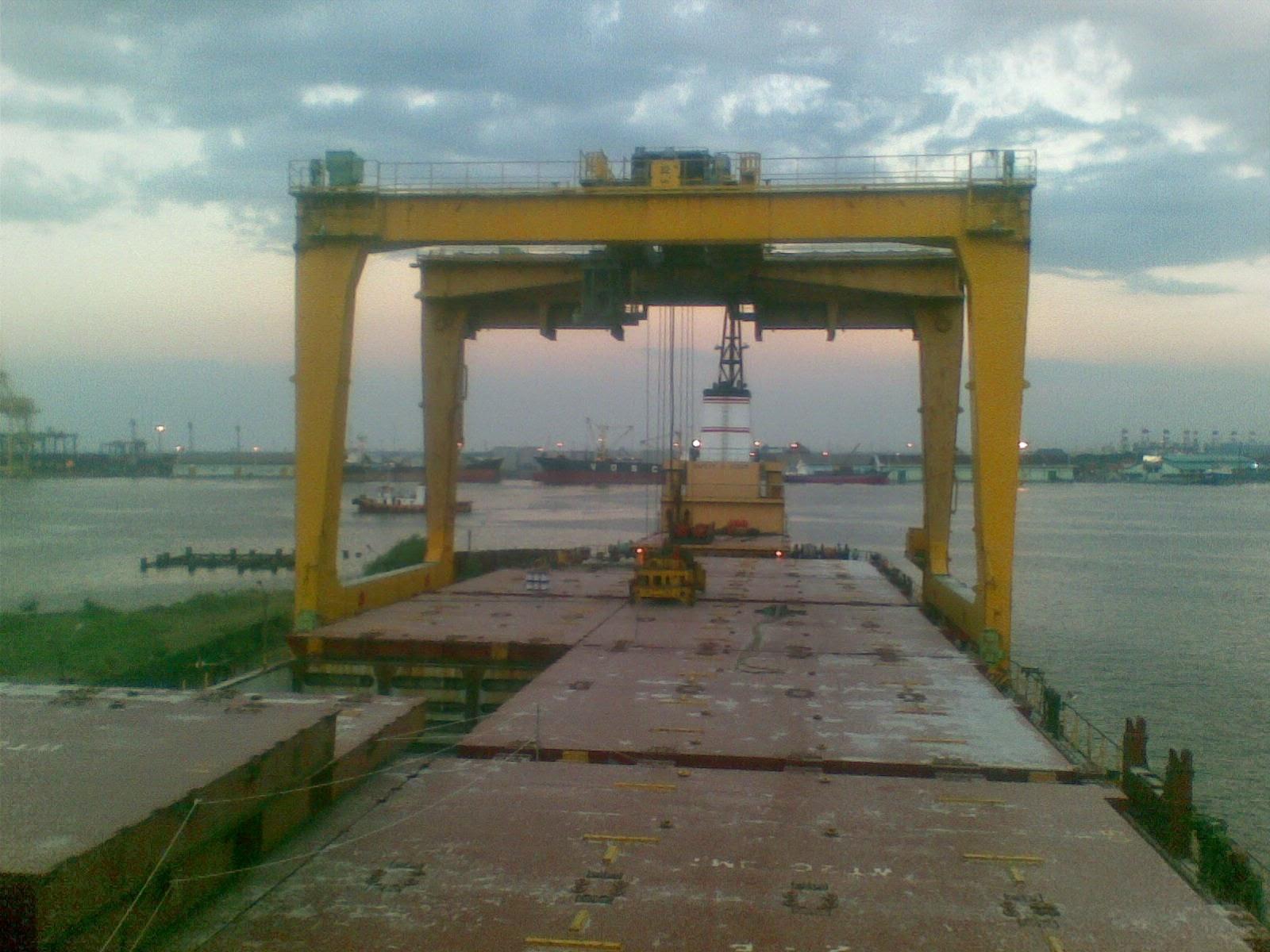 Istilah Pada Penanganan Muatan Dan Transportasi Laut Stature Meter Alat Pengukur Tinggi Badan