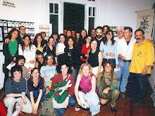 Día del Arte Correo 2003 en la  Barraca Vorticista