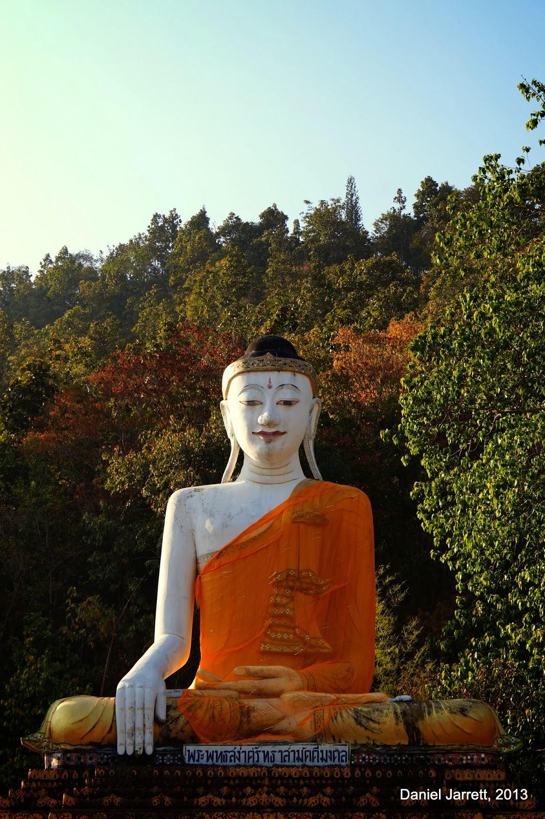Wat Phra Non, Mae Hong Son
