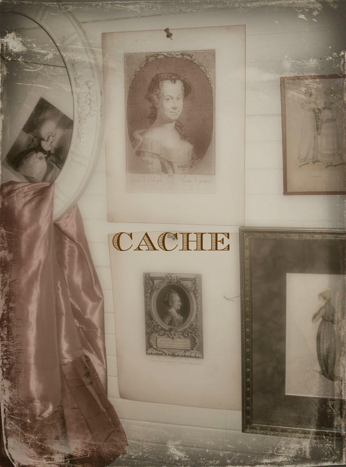 SHOP CACHE