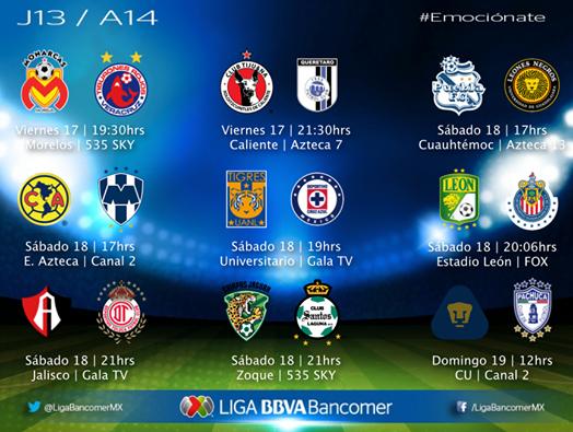 Hoy se reanuda la Liga MX