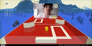 Cube Slam - Joc cu camera web
