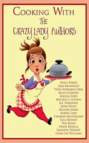 http://www.amazon.com/Cooking-Crazy-Authors-Melanie-James-ebook/dp/B00U85SIJ2/ref=tmm_kin_swatch_0?_encoding=UTF8&sr=1-1&qid=1426293195
