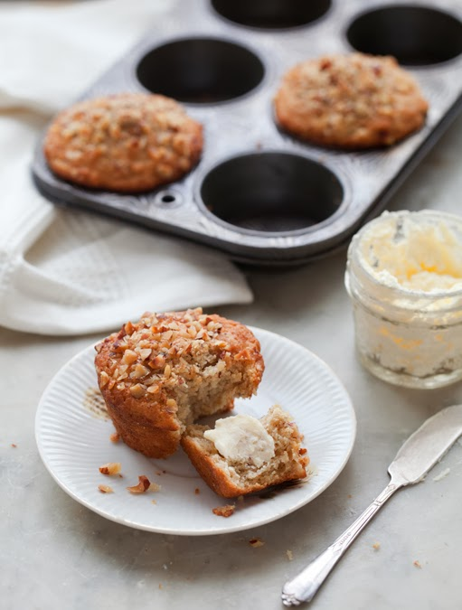 Hazelnut-Pear Muffins Recipes — Dishmaps