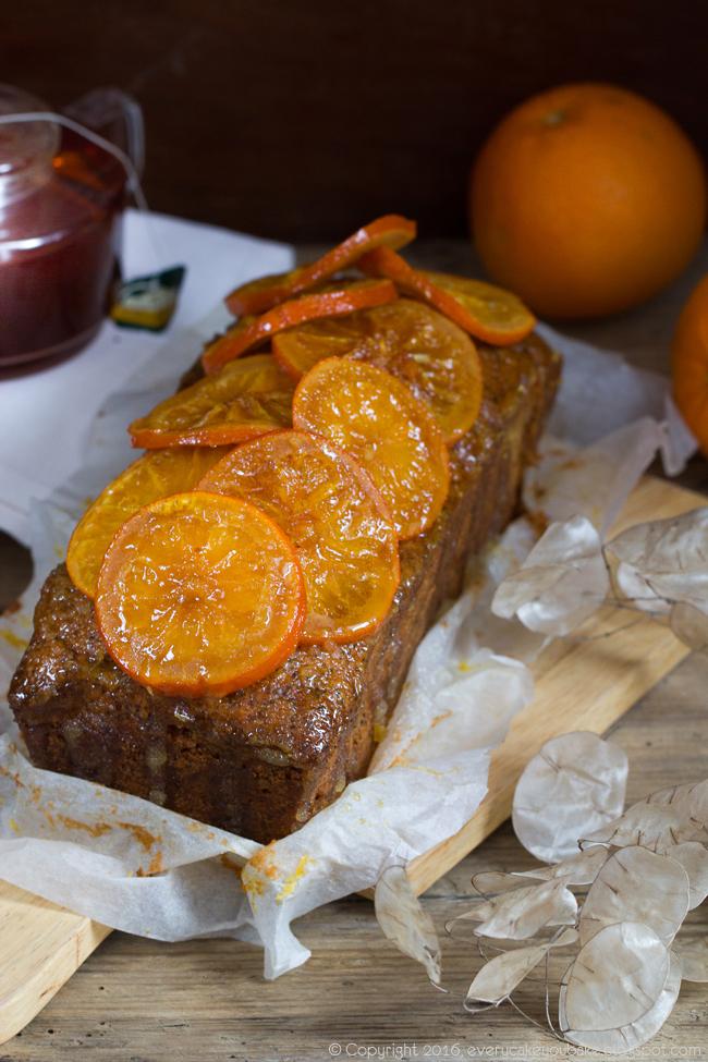 ciasto pomarańczowo-makowe