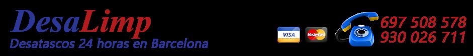 DESATASCOS BARCELONA - 697 508 578 - DESALIMP