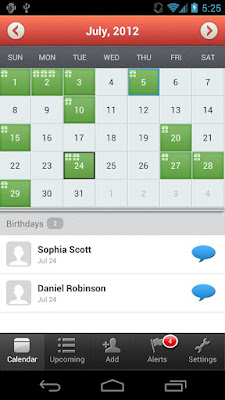 5 best Free Android calendar apps