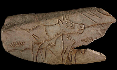 Ice Age art: arrival of the modern mind at the British Museum
