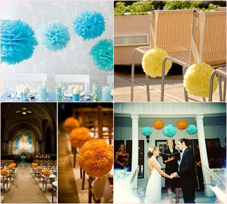2011 cheap wedding reception ideas for At home wedding decoration ideas