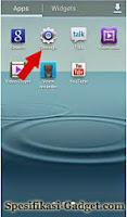 Mengaktifkan S-Beam Pada Galaxy S3