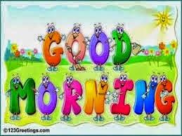 GOOD MORNING SONG