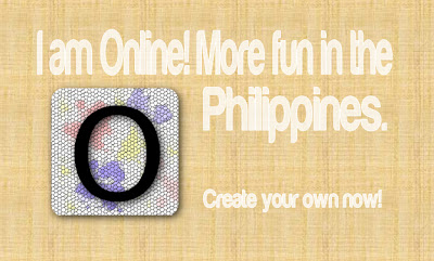 "Get ""It's More fun in the Philippines"" Font or Create your own online!"
