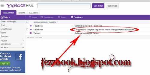 ... Lengkap Cara Daftar Facebook Mulai Dari Membuat Email Update 2013