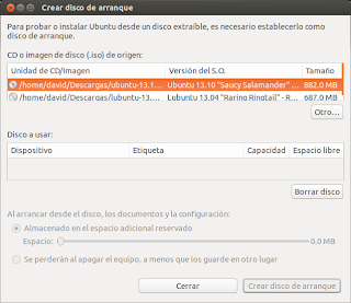 Tuto: Crear Usb Live, Sd Live o Dvd live para instalar Ubuntu 13.10, tutoriales paso a paso ubuntu, instalar ubuntu paso a paso, tutorial ubuntu 13.10