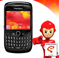 Cara Daftar Paket BlackBerry Smartfreen