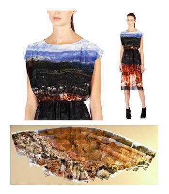 Warehouse Canyon Dress
