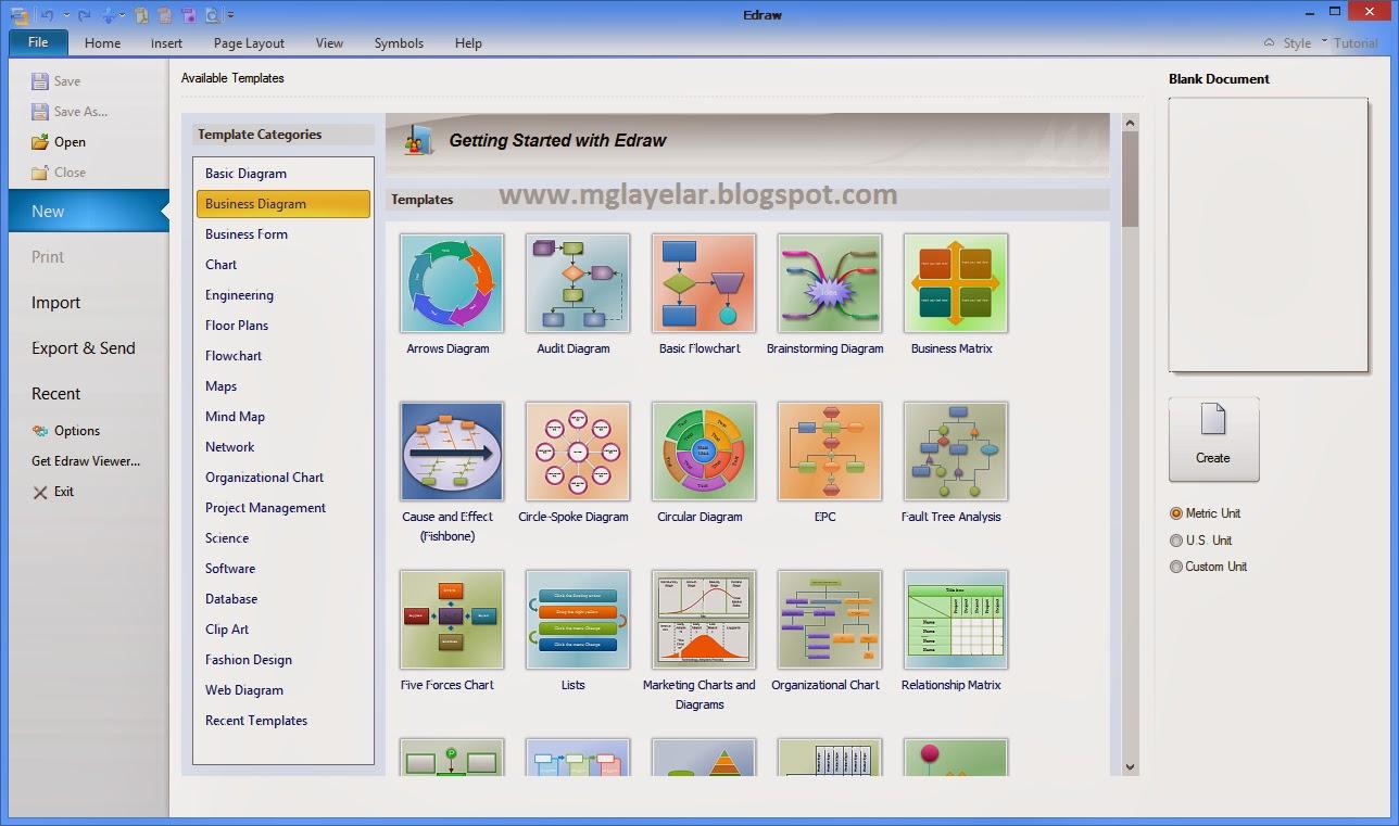 Edraw Max 7.2 Crack Free Download
