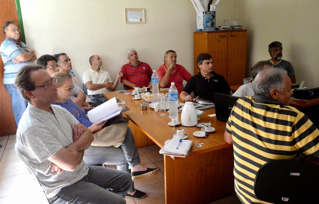 Grupo de trabalho para a Agenda 21 em Teresópolis lista prioridades do homem do campo