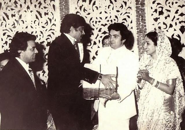 Rishi Kapoor's Shaadi