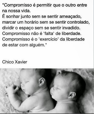 CHICO XAVIER: MENSAGEM DO DIA