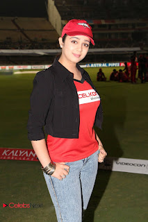 Charmee Kaur Pictures at CCL Season 3 Semifinal  0008