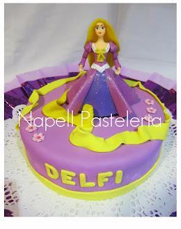 Torta Rapunzel