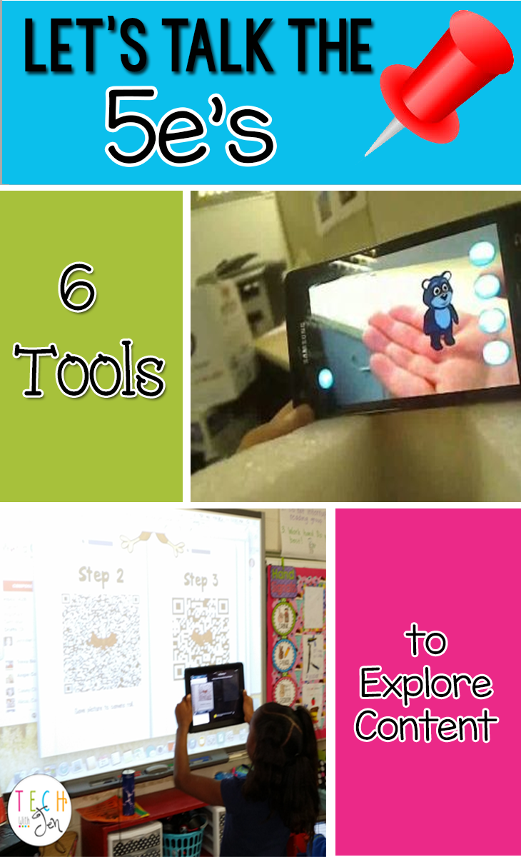 Six online apps and tools to explore content and research with your students.