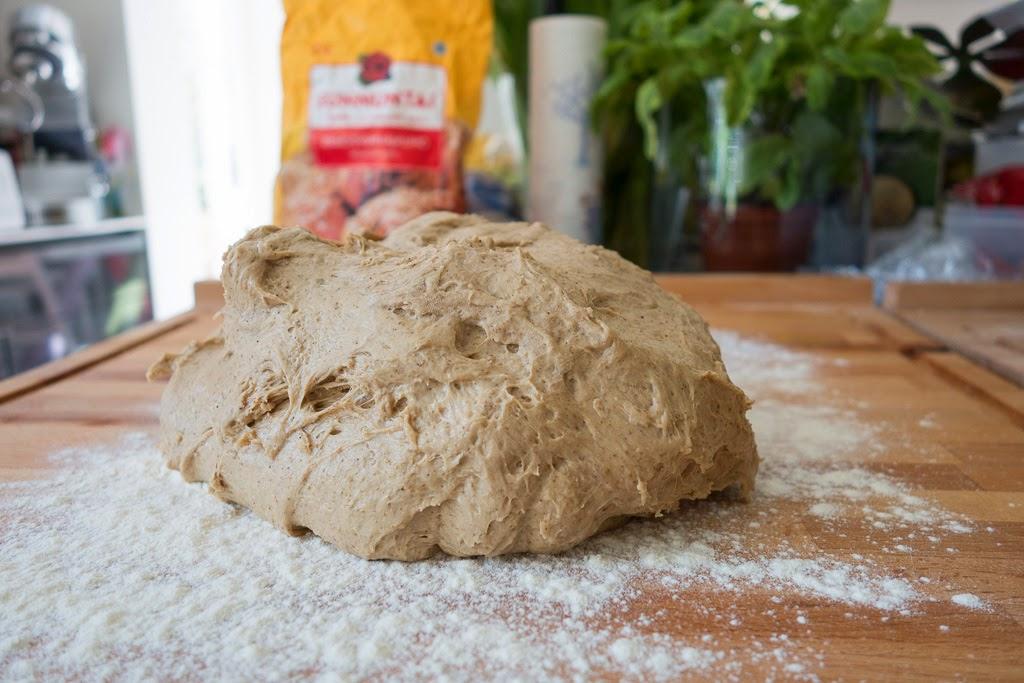 mämmi, leipätaikina
