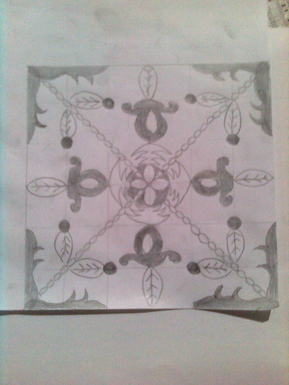 bahan kertas hvs pensil 2b cara buat polanya dan gambarlah